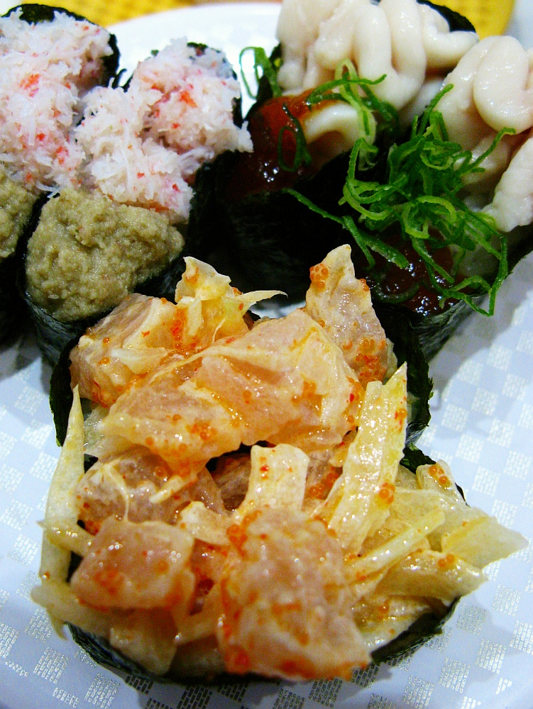 2015_12_31黒川:魚べい- (58スパイシーサラダ
