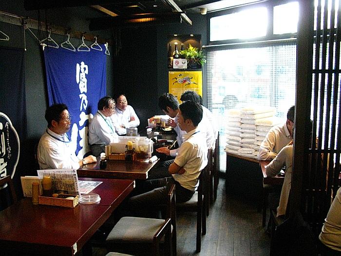 2015_06_11伏見:炭焼ぶた丼 豚郎- (12)