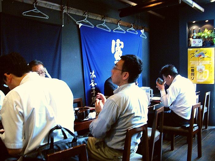 2015_06_11伏見:炭焼ぶた丼 豚郎- (13)