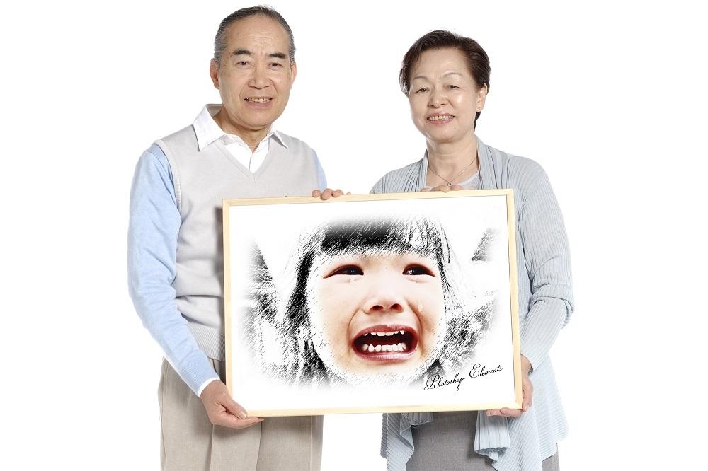 鉛筆 家族01