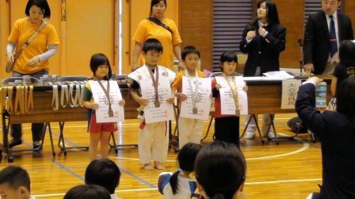 13ネオ 表彰式