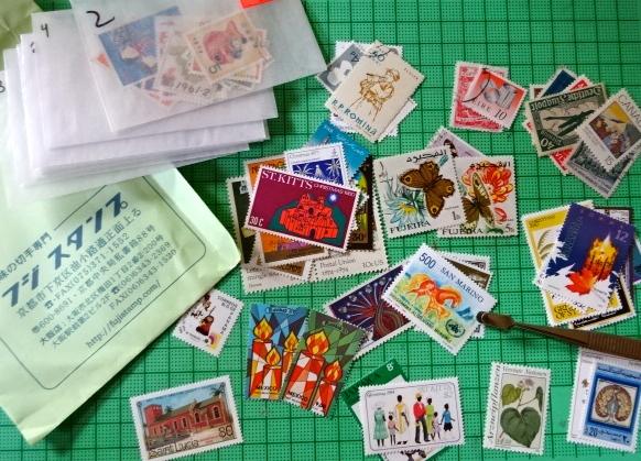 切手収穫1