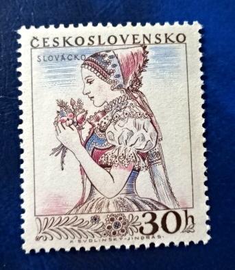 チェコ民族衣装