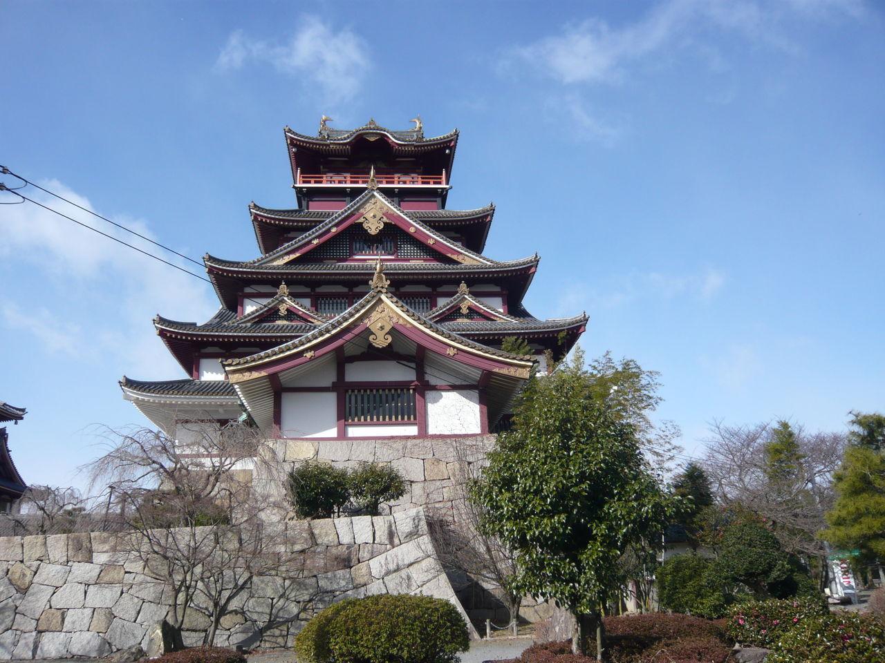伏見城 (1)