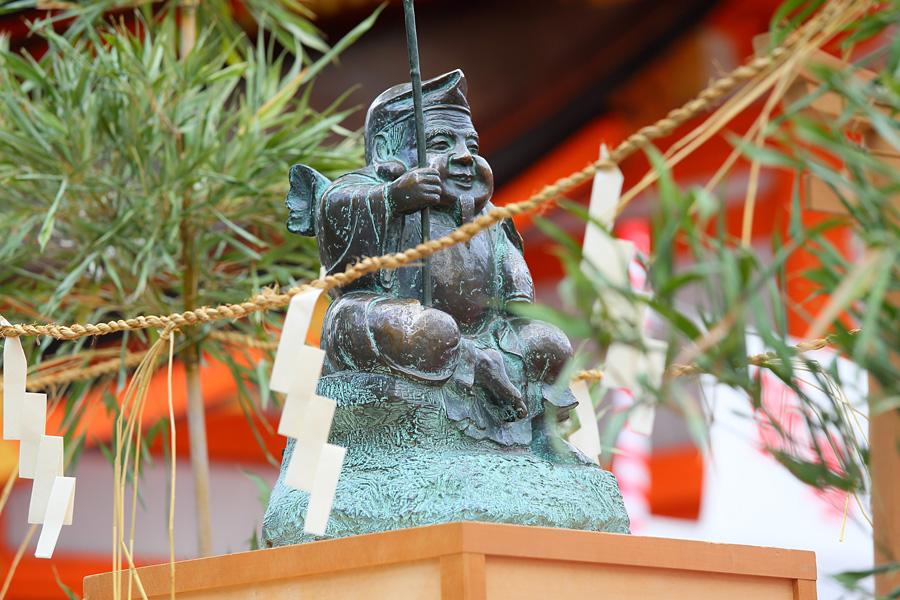 八坂神社 蛭子船巡行 (27)