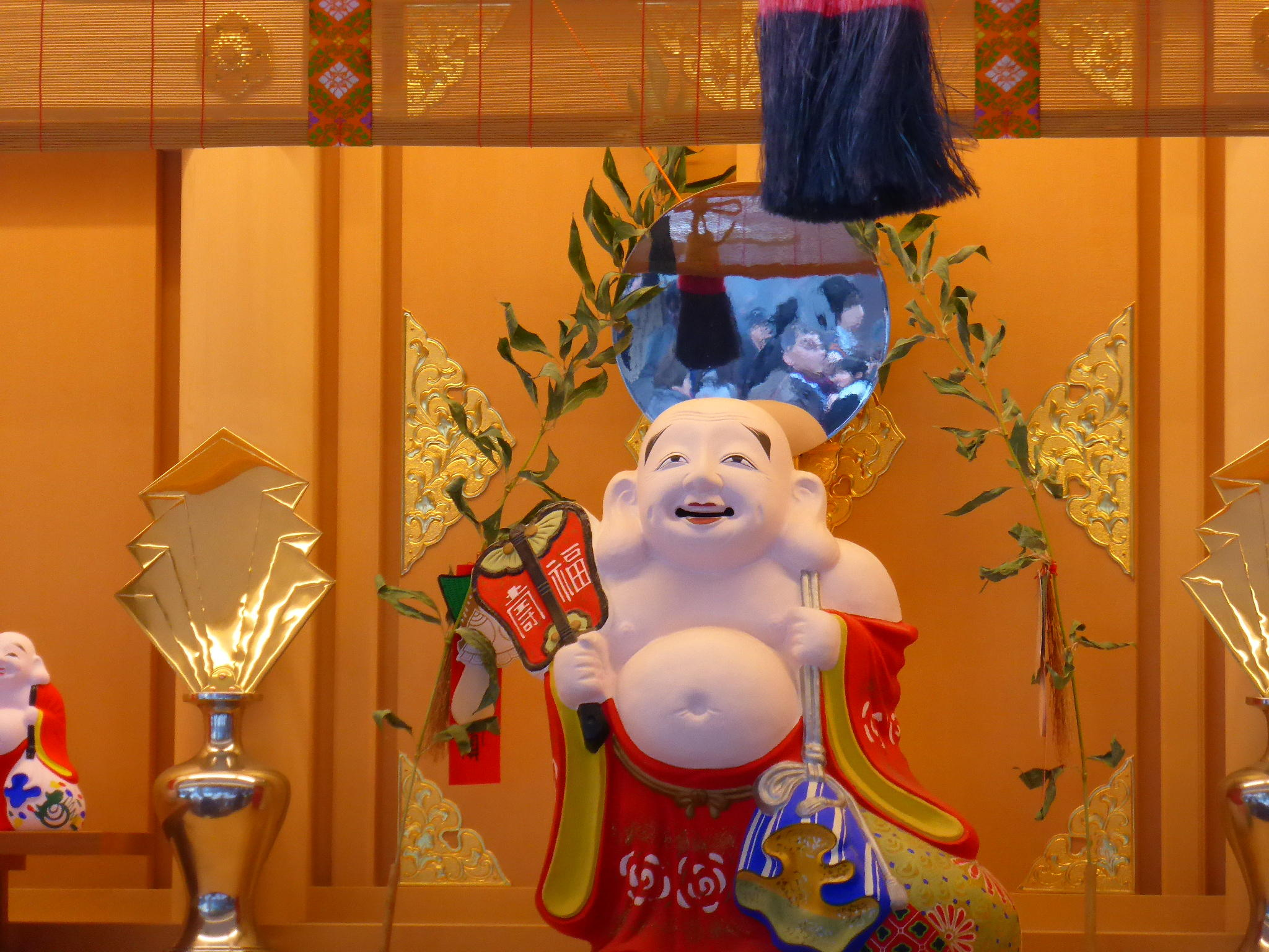 Laughing Buddha (2)