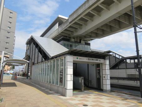見沼代親水公園駅周辺01