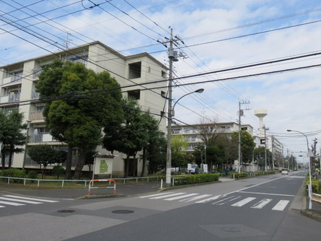見沼代親水公園駅周辺05