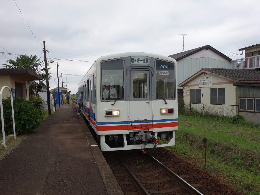 竜ケ崎鉄道 (20)