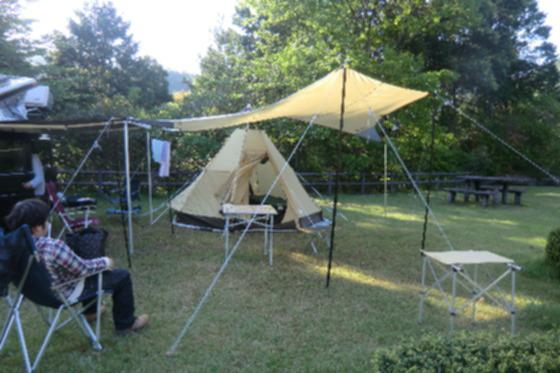 ユートピア宇和オートキャンプ場2
