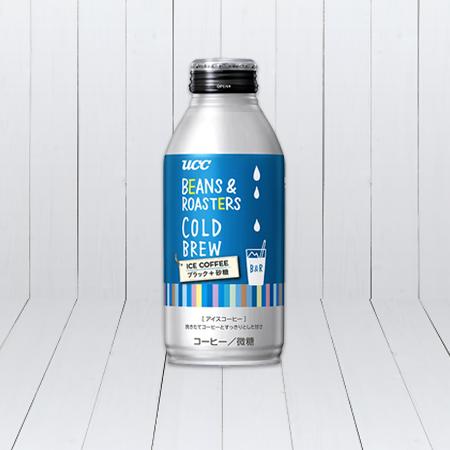 ちょびリッチ テンタメ「BEANS & ROASTERS COLD BREW 微糖/UCC上島珈琲」に申し込む!