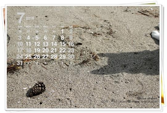 201607 浜で影めぐ