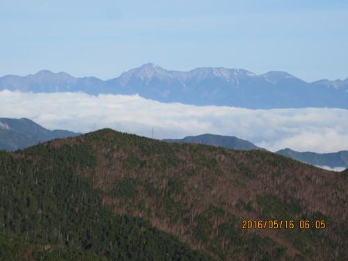 八ケ岳連峰