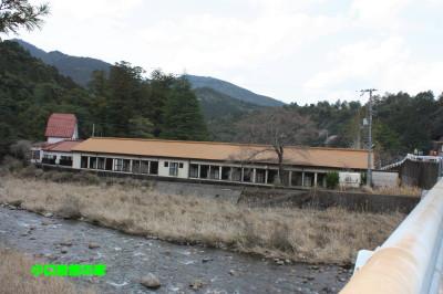 小口自然の家(廃校となった小学校を利用)