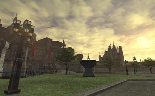 ドラギーユ城と大聖堂