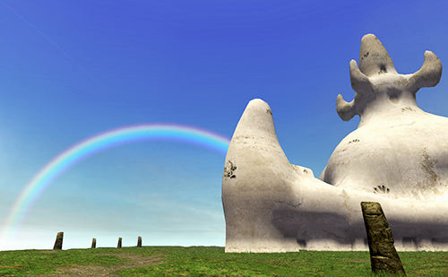 ラテーヌといったらやはり「虹」