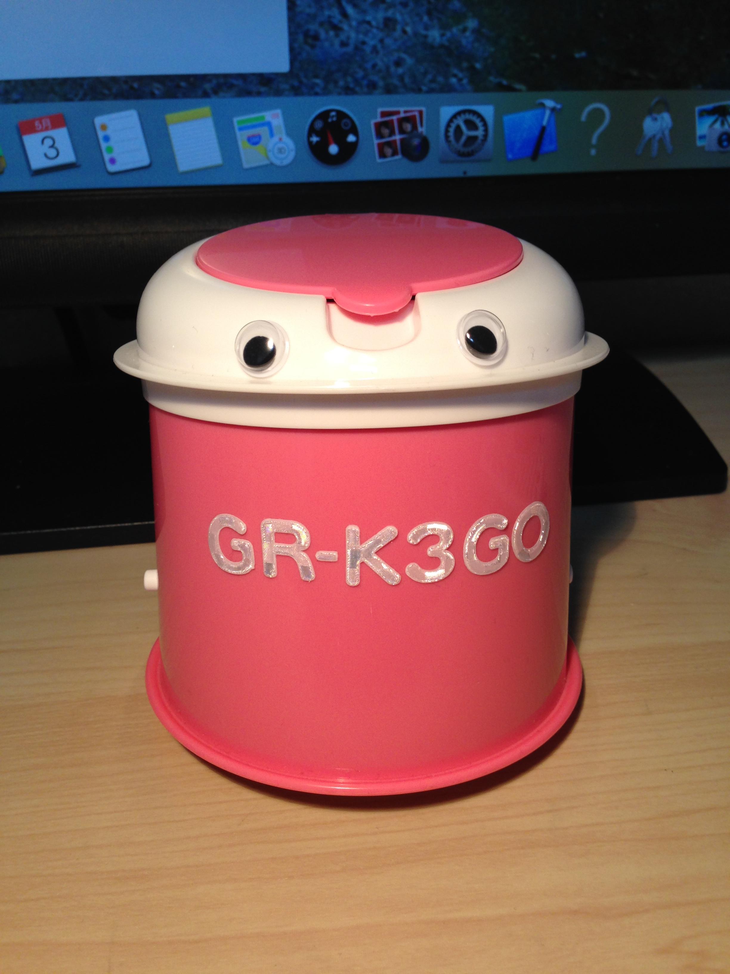 GR-K3GO