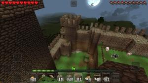 城壁完成2