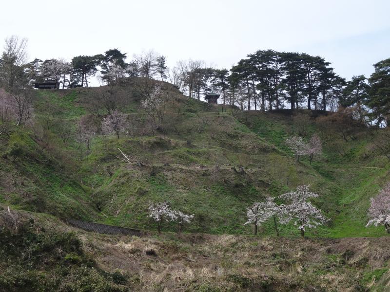 春日山城跡4