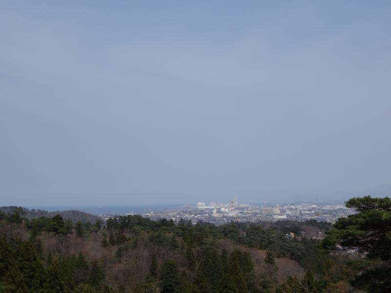 春日山城跡10