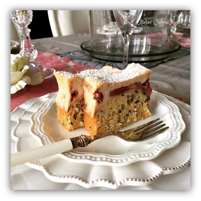チーズケーキ&パウンドケーキ1