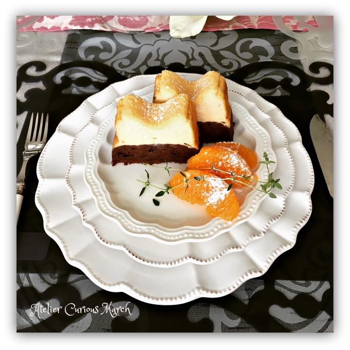 チーズケーキとパウンドケーキ2