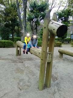 ブログ2 0409公園