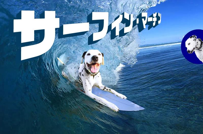 サーフィンマーチン2