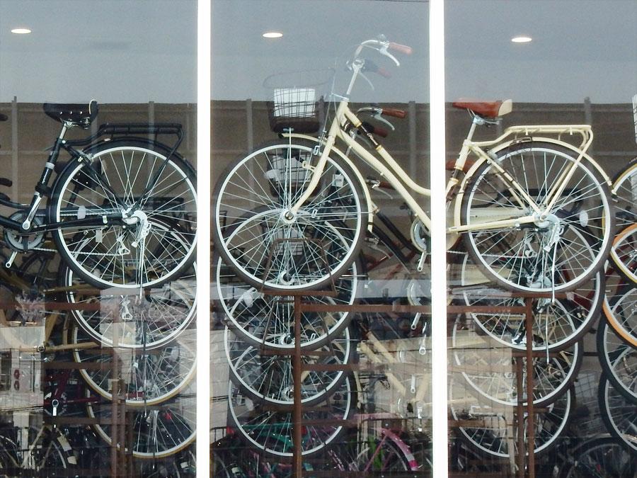 自転車リズム