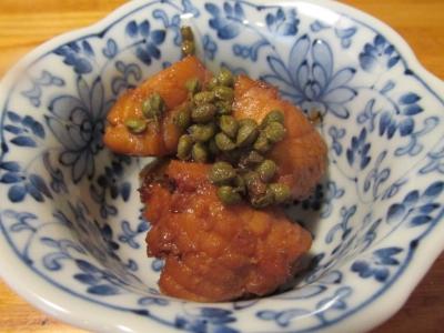 フグの山椒煮3