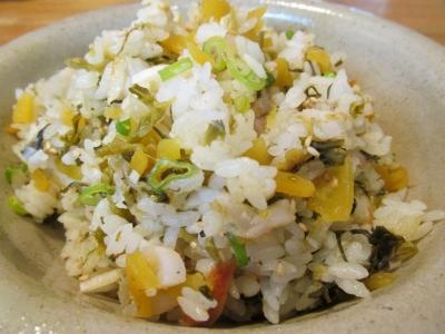 焼きクロメバル飯3