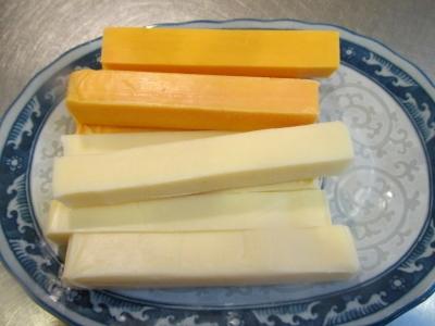 棒状チーズ2