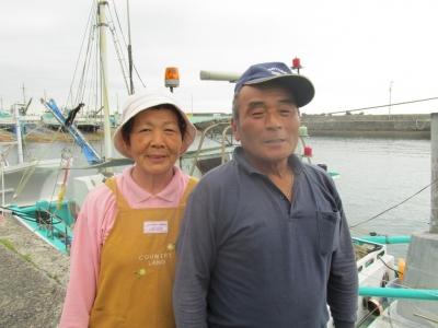 船長と女将さん1