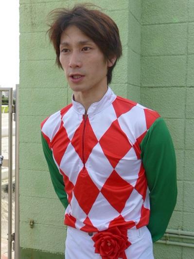 06初出場3位の矢野貴之騎手