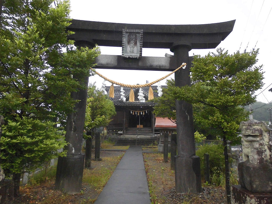 須賀神社(祇園社) -四万十市中村大橋通- すてまわり