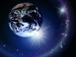地球と輝き