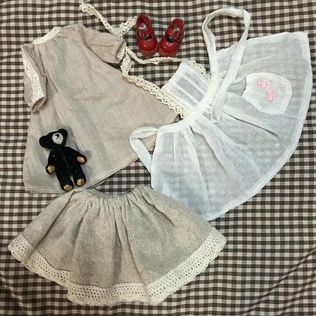 ブラ子服ブログ
