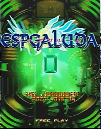 エスプガルーダ153