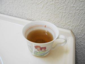 美白効果があるはと麦茶