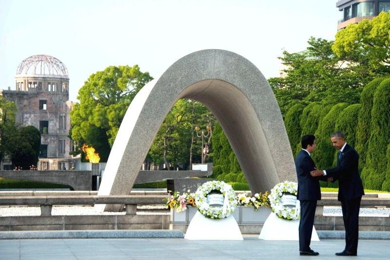 5月27日 WSJ オバマ大統領in広島