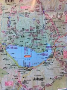 山中湖20160421
