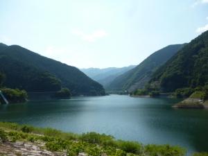 名栗湖20160618
