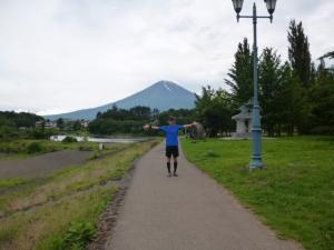 8富士山と20160625