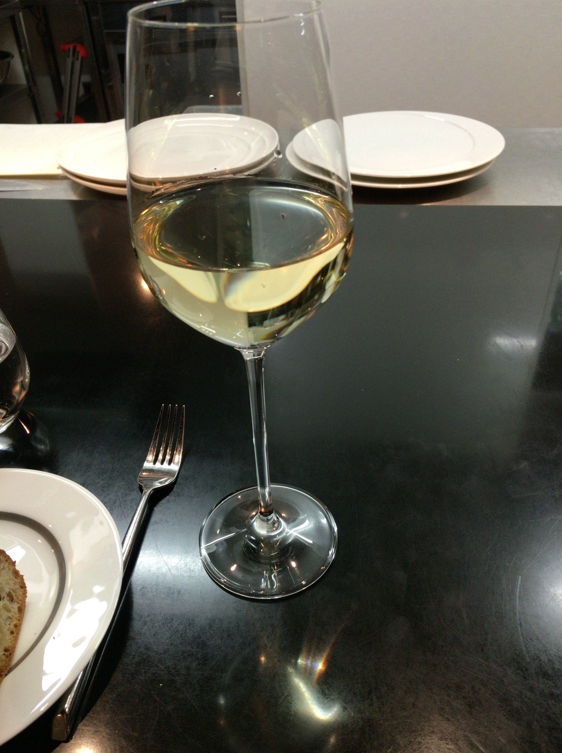 レゼールデカー白ワイン