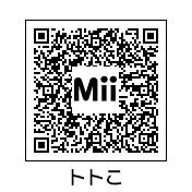 トト子(QRコード)