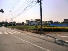 中野田引返所跡