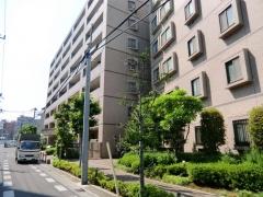 旧浦和営業所跡1
