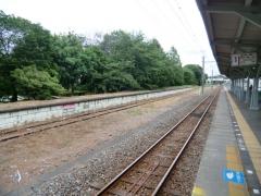 西小泉駅・館林方