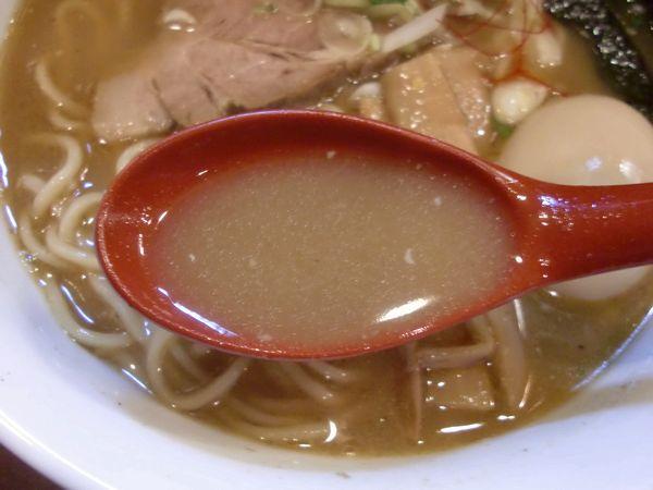 まめよし@有楽町・20160407・スープ