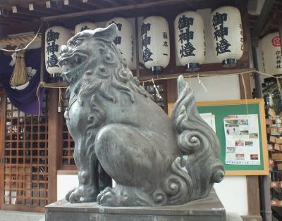 保利神社e狛